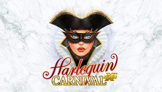 harlequin carnival slot by