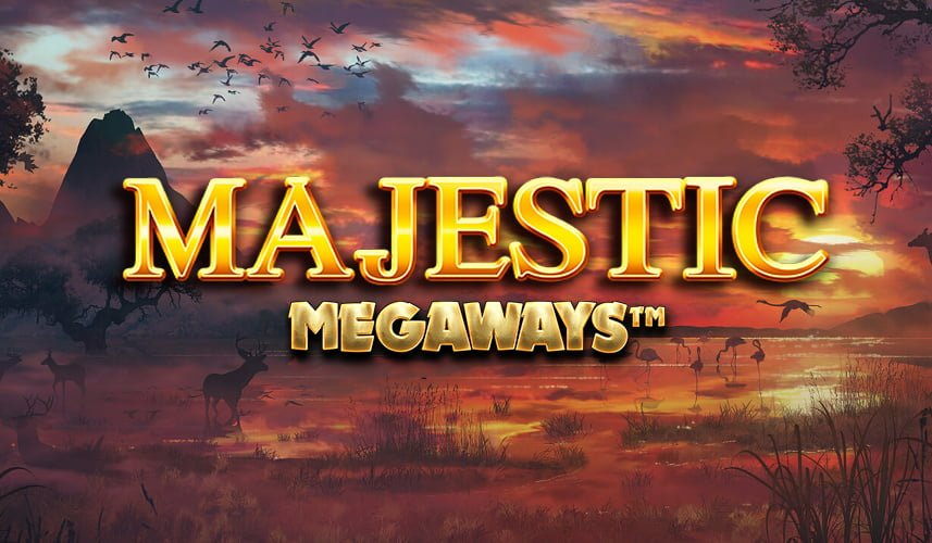 majestic megaways slot by isoftbet