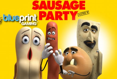 sausage party slot by blueprint gaming