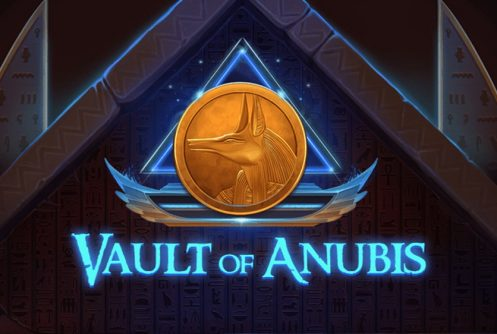 vault of anubis slot by red tiger