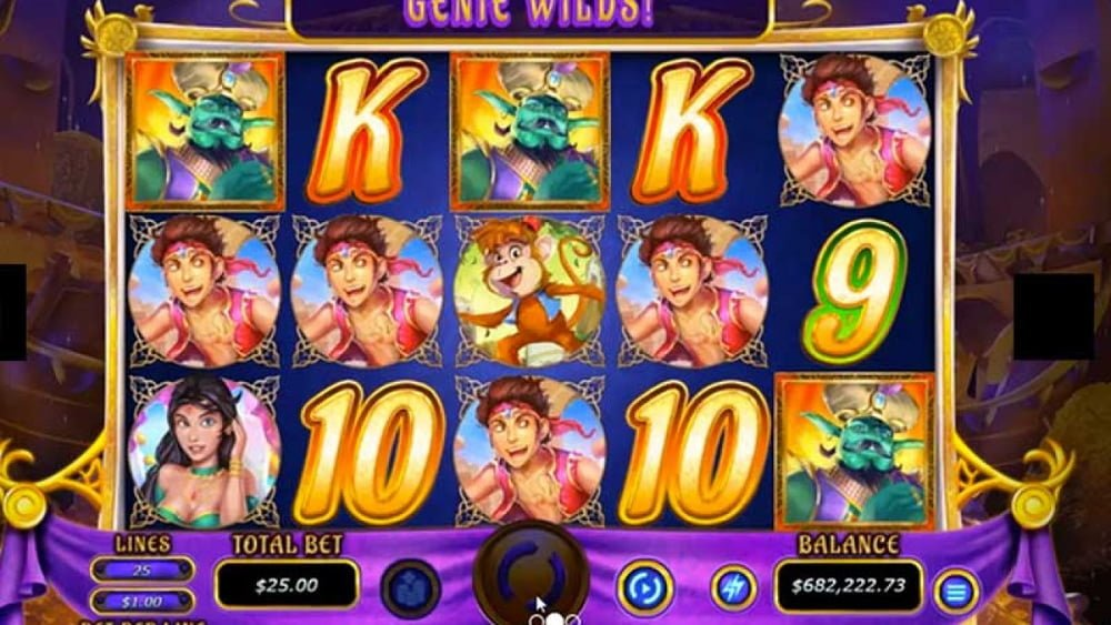 5 wishes slot by rtg