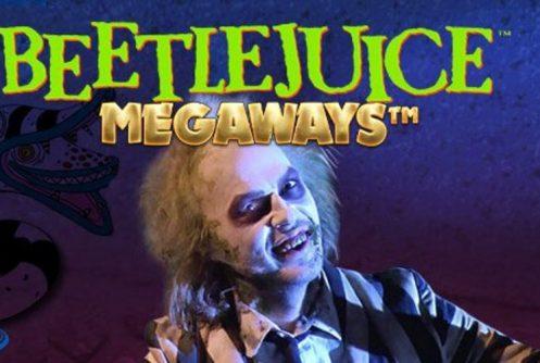beetlejuice megaways slot