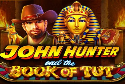john hunter and the book of tutu slot by pragmatic play