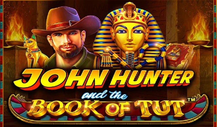 john hunter and the book of tutu slot by pragmatic play