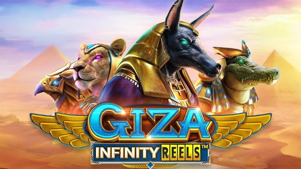 giza infinity reels slot by reelplay
