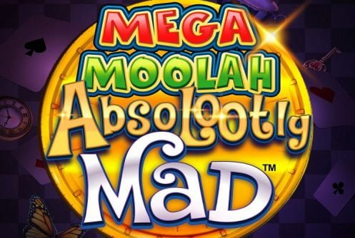 mega moolah absolootly mad slot by microgaming