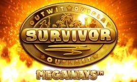 survivior megaways bigtime gaming slot by relax gaming