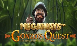 gonzos quest megaways slot by netent