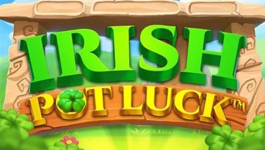 irish pot luck slot by netent