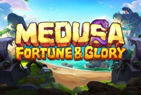 medusa fortune and glory slot