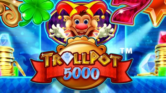 trollpot 5000 slot by netent