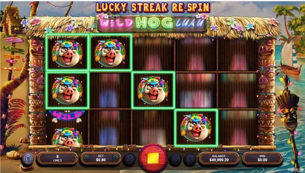 wild hog lau slot by rtg
