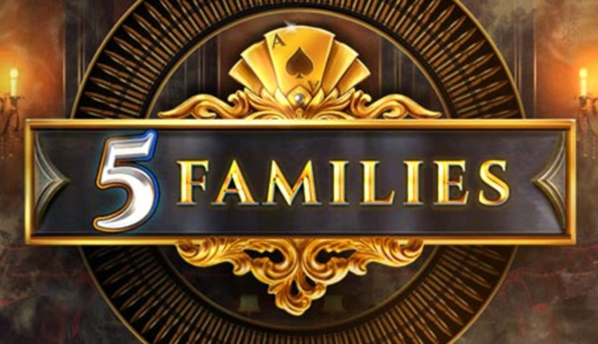 5 familie4s slot by red tiger gaming