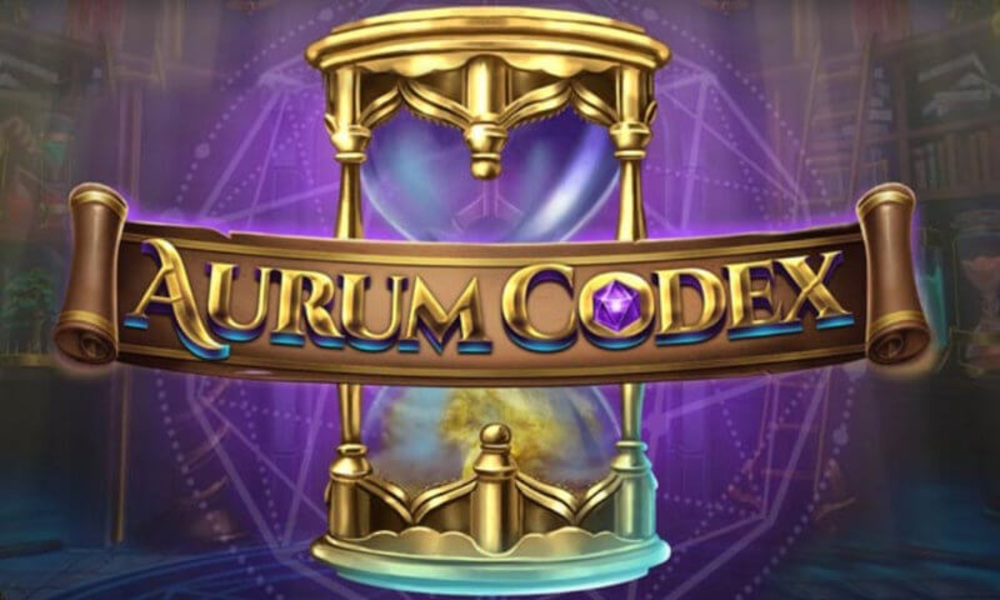 aurum codex slot by red tiger gaming