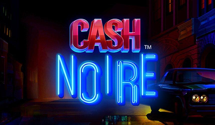 cash noire slot by netent