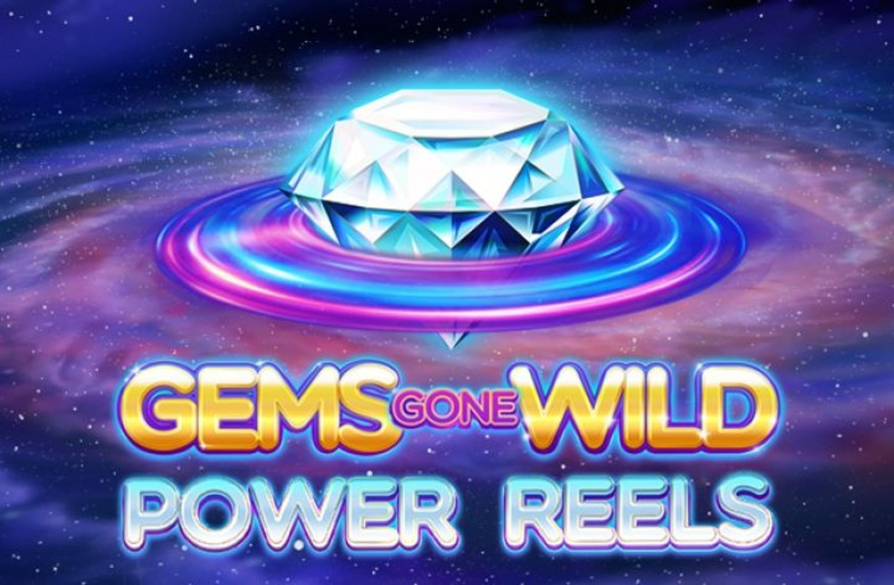 gems gone wild power reels slot by red tiger gaming