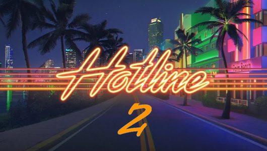 hotline 2 slot by netent