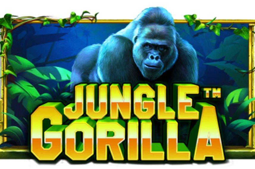 jungle gorilla slot by pragmatic p'lay