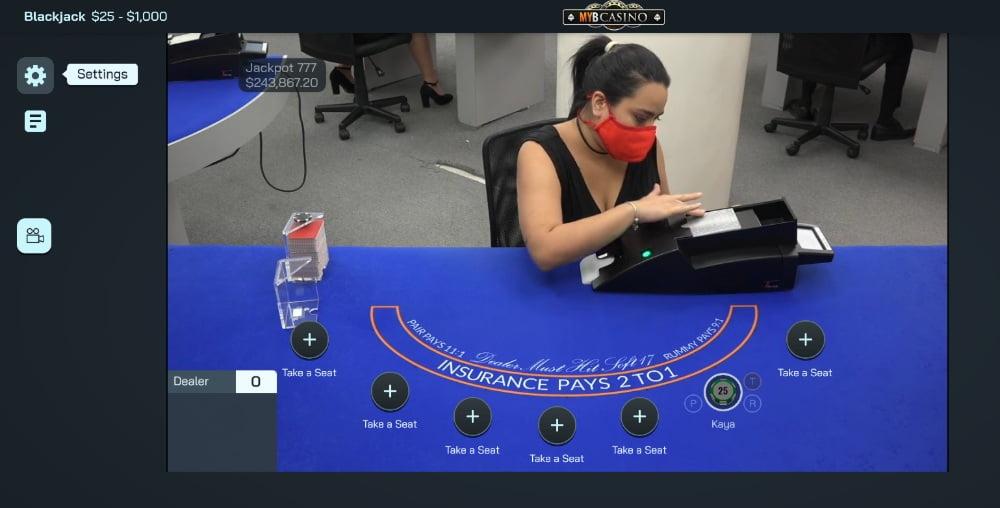 myb live casino