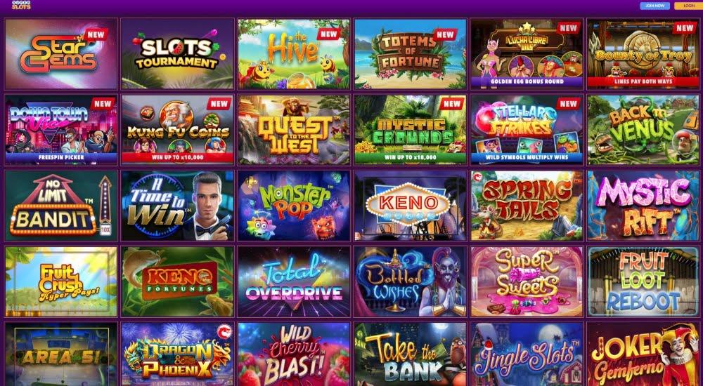 super slots casino games