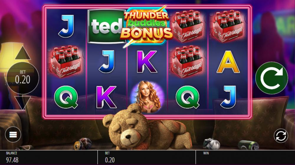 thunder buddies bonus
