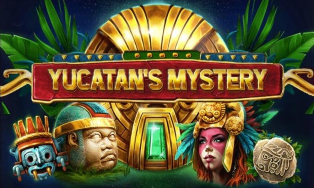 yucatans mystery slot by red tiger gaming
