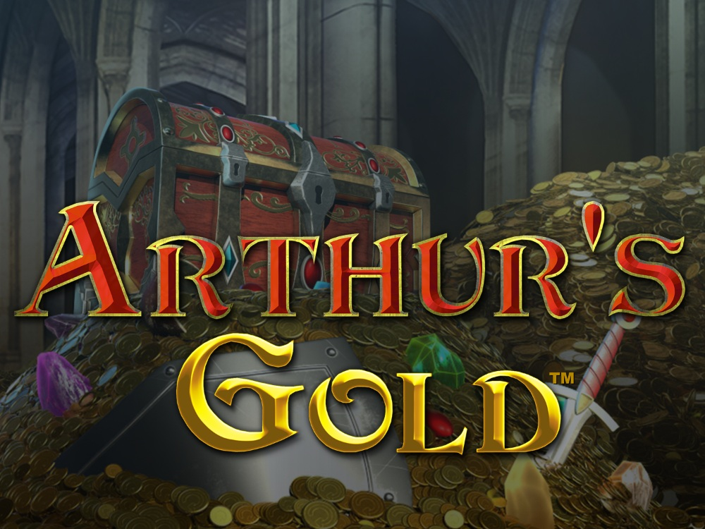 arthurs gold slot by microgaming