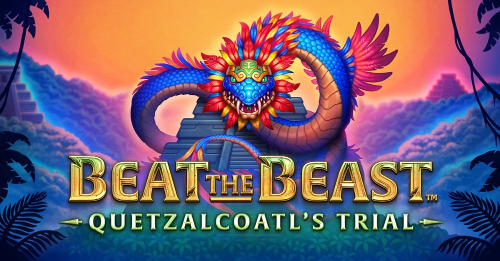 beat the beast quetzalcoatls trial slot by thunderkick