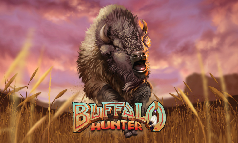 buffalo hunter slot by yggdrasil