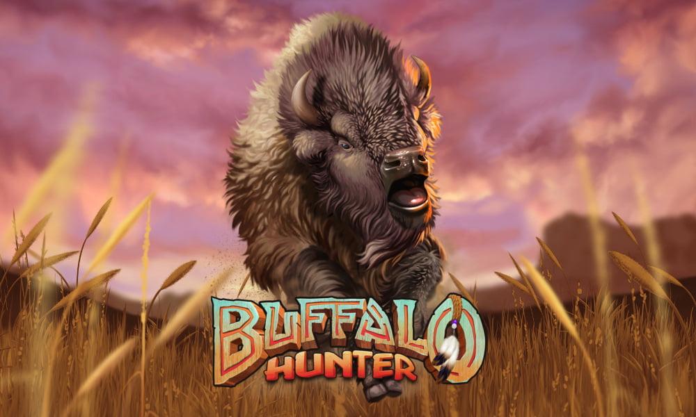 buffalo hunter slot by yggdrasil