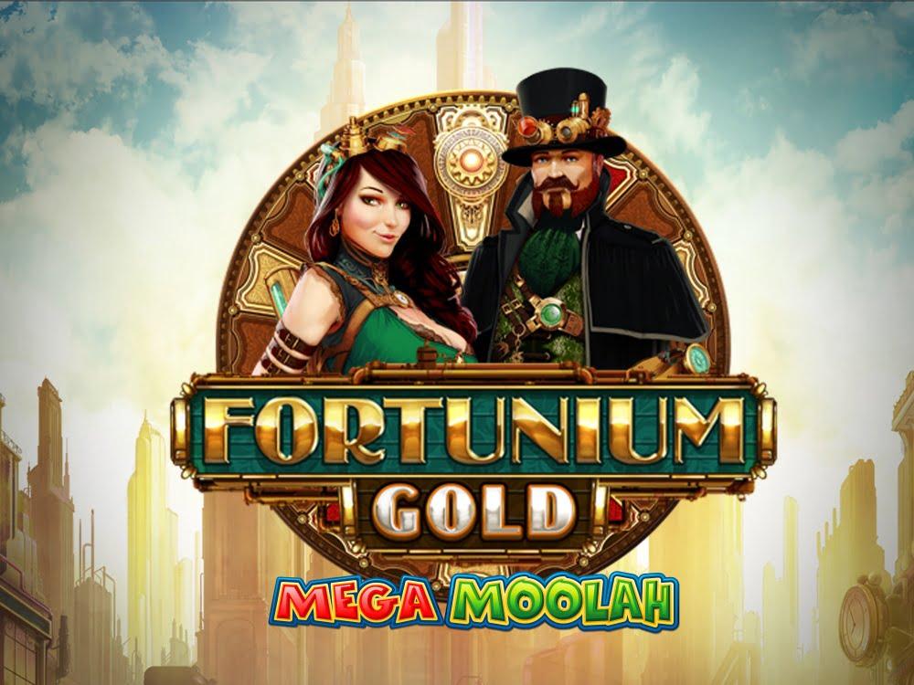 fortunium gold mega moolah slot by microgaming