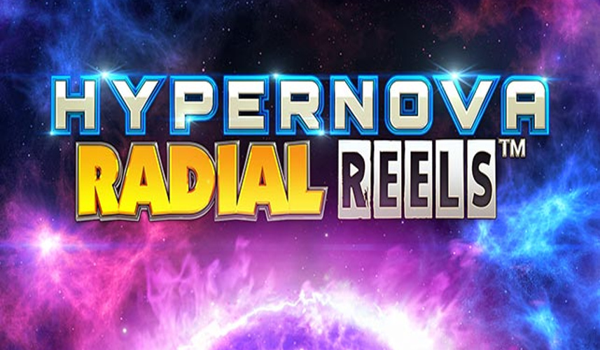 hyper nover radial reels by reelplay