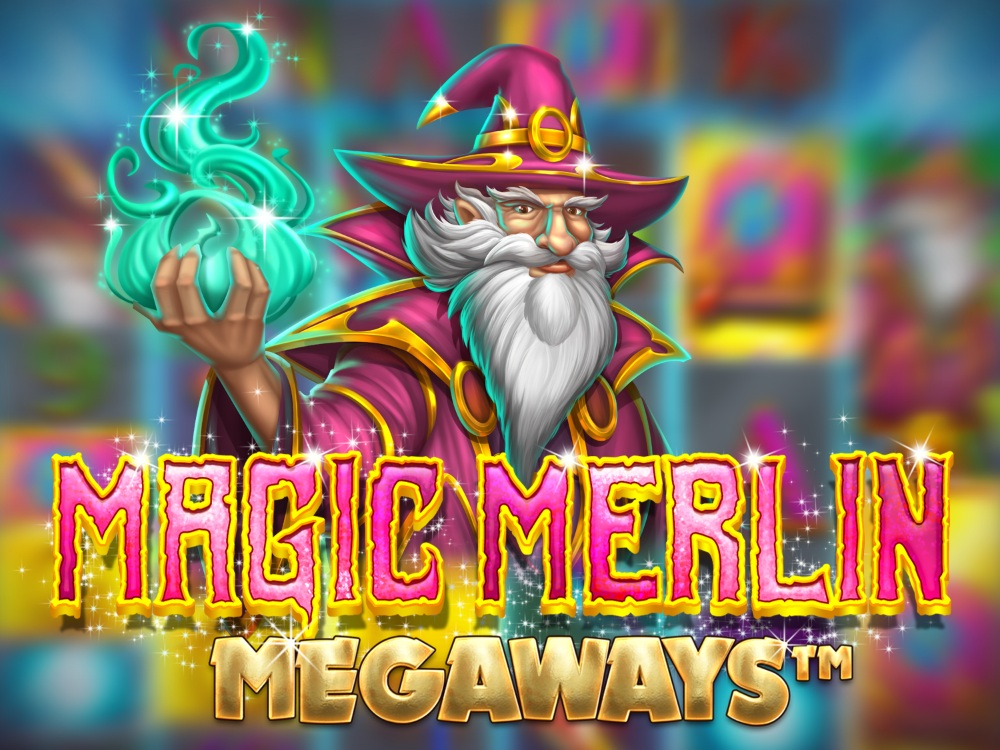magic merlin megaways slot by microgaming