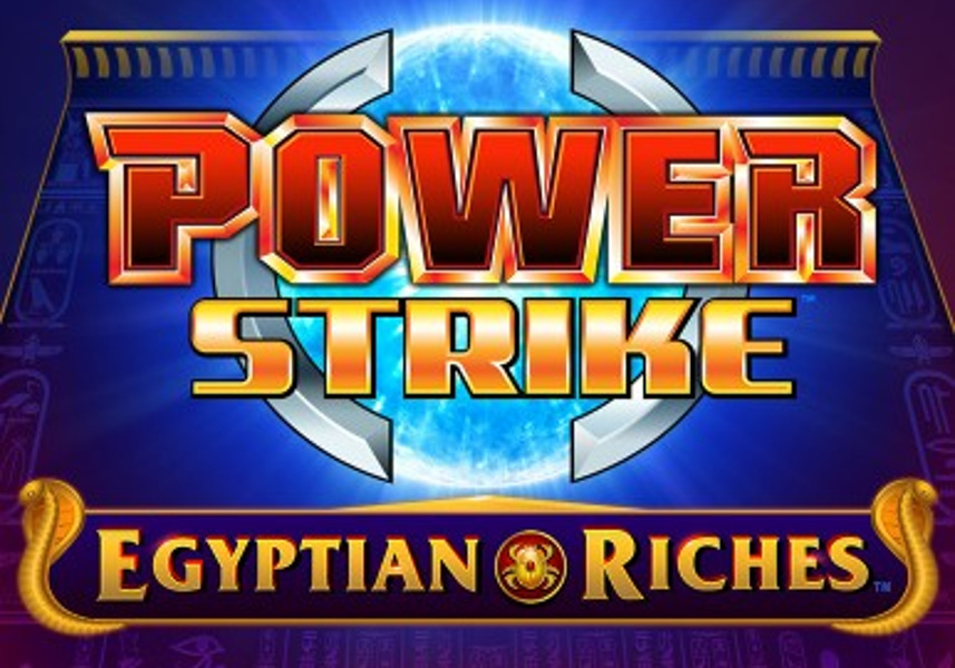 power strike egyptian riches slot by bally technologies