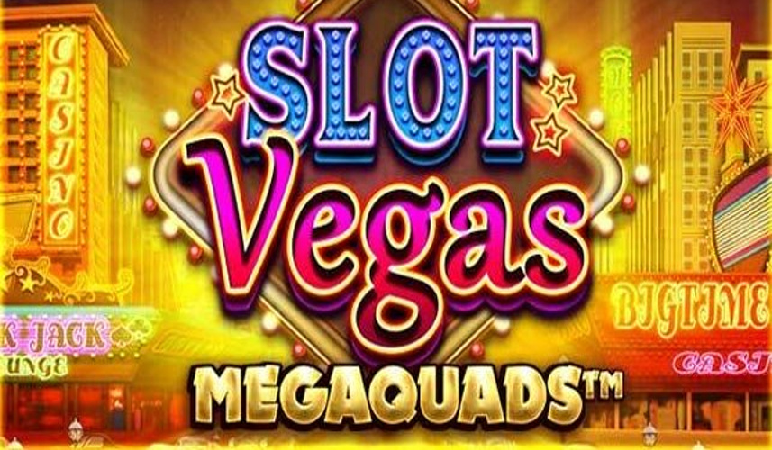 slot vegas megaquads slot by big time gaming