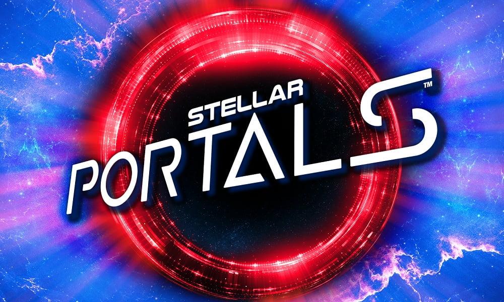 stellar portals slot by microgaming