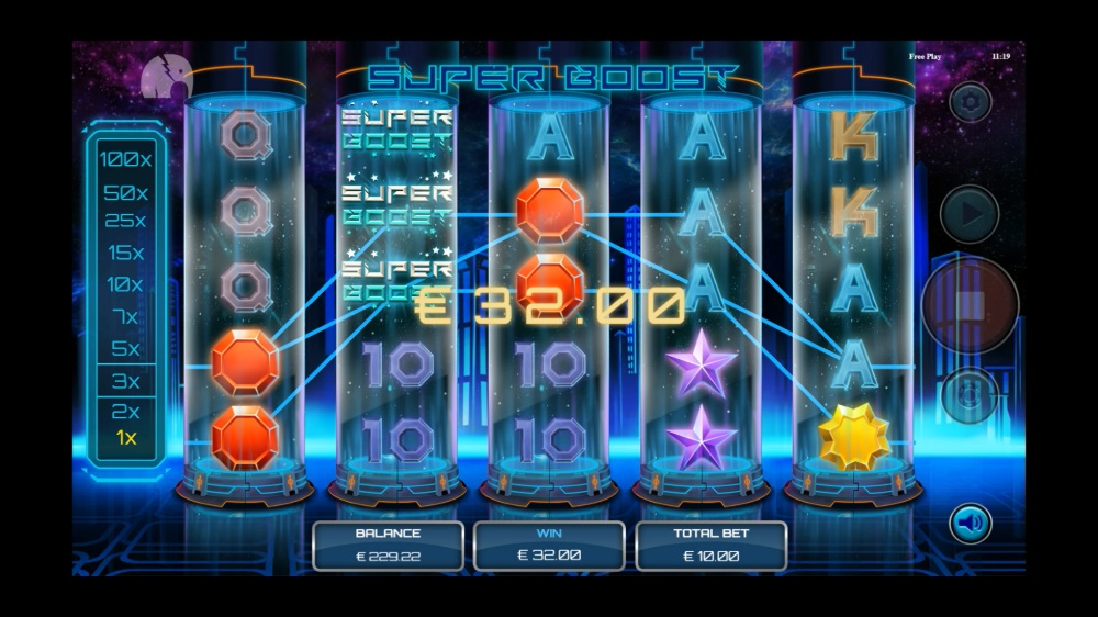 super boost slot by relax gaming