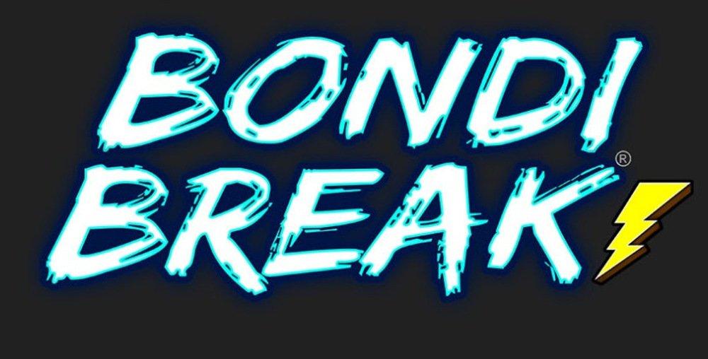 bondi break slot by lightning box