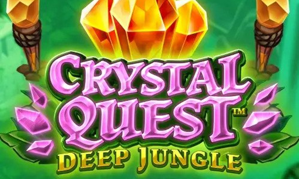crystal quest slot by thiunderkick