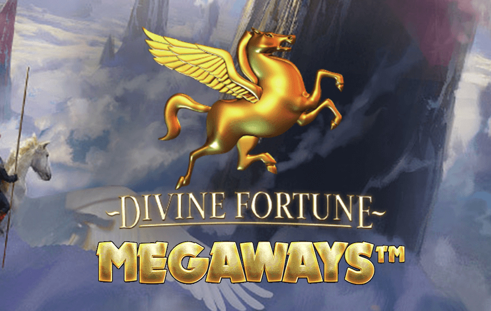 divine fortunes megaways slot by netent