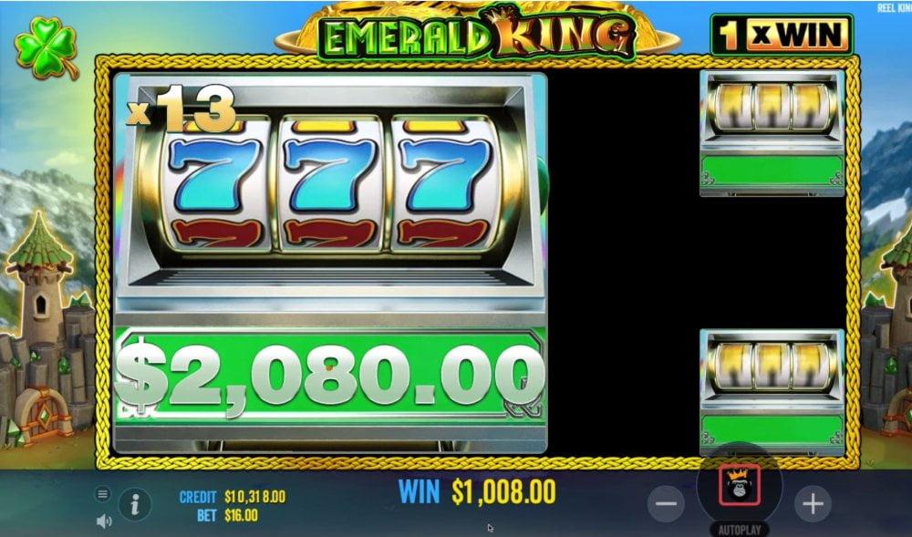 emerald king slot by pragmatic play