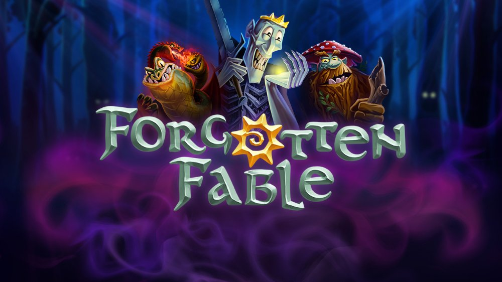 forgotten fable by evoplay