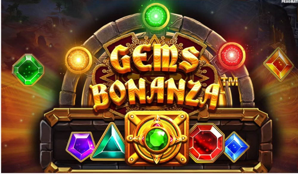 gems bonanza slot by pragmatic