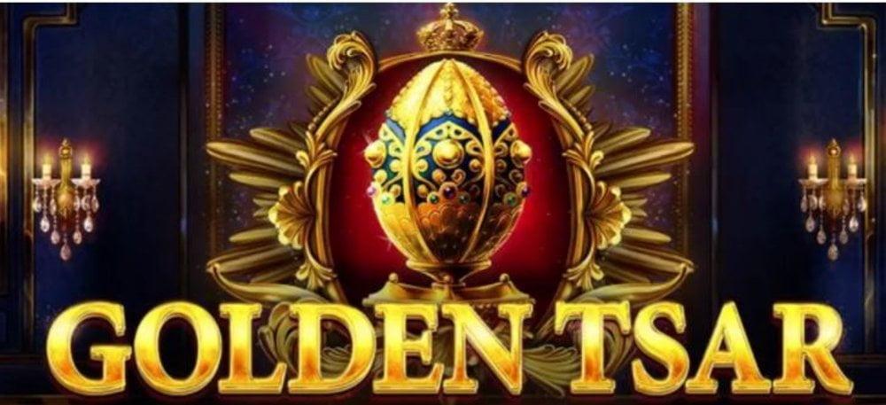 golden tsar slot by red tiger gaming