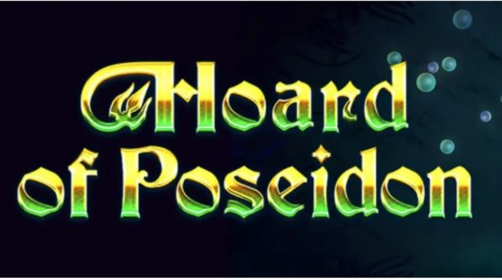 hoard of poseidon slot by red tiger gaming
