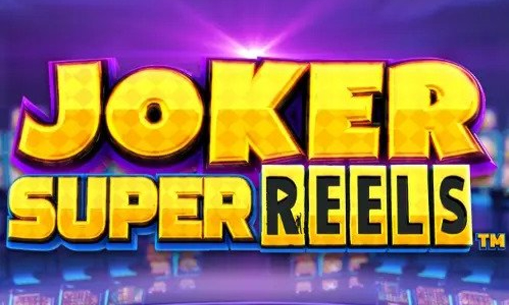 joker super reels slot by reelplay