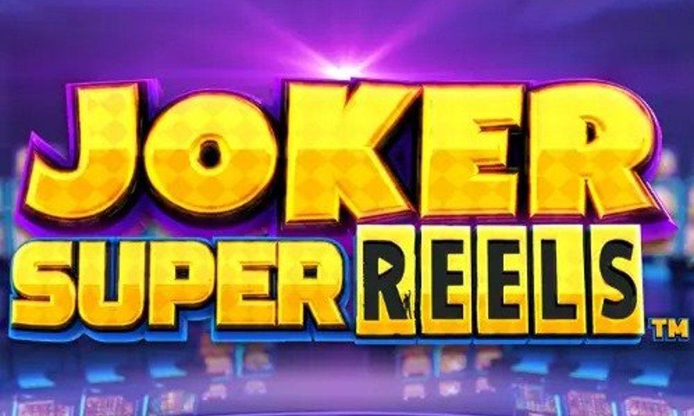 joker super reels slot by reelplay