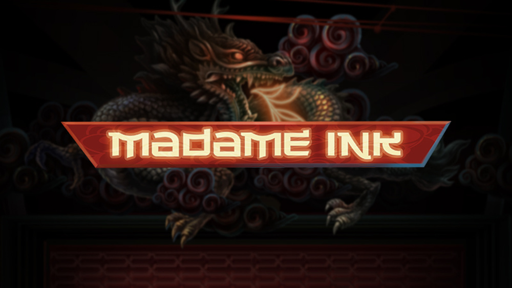 madame ink slot by play n go