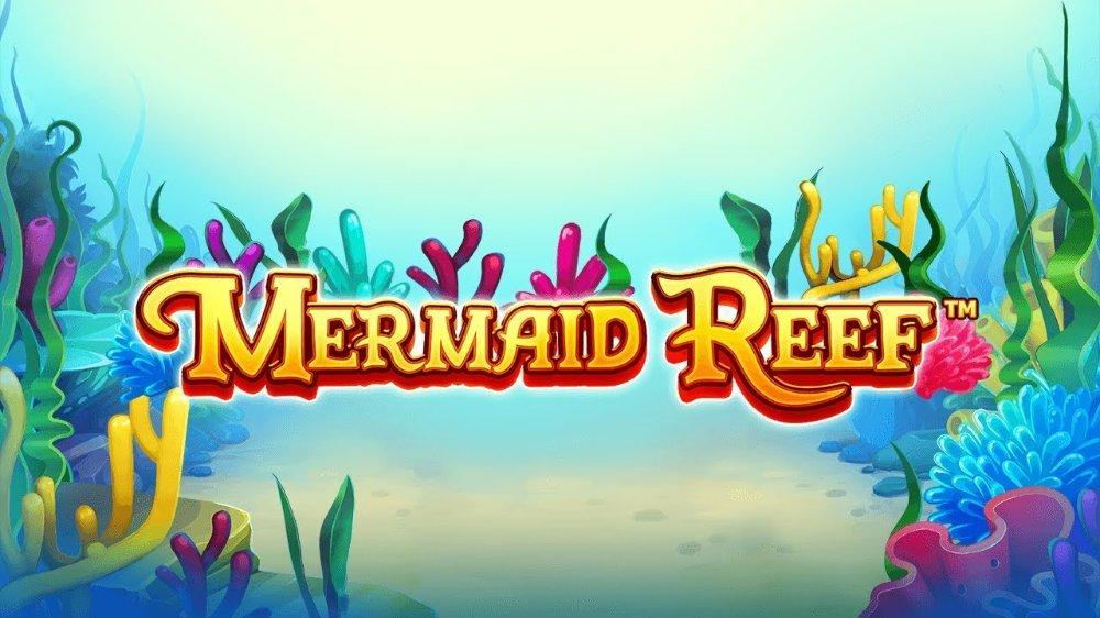 mermaid reef slot by reelplay