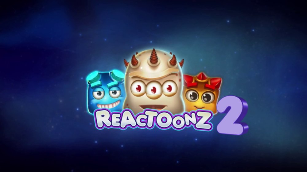 reactoonz 2 slot by play n go